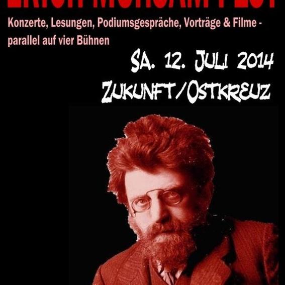 Mühsamfest-Ticket