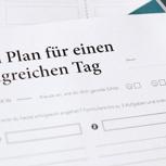 Digitale Version des BriefMe Tagesplaners für Promovierende