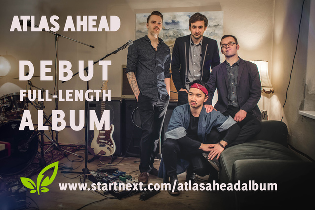 ATLAS AHEAD's Debut Full-Length Album