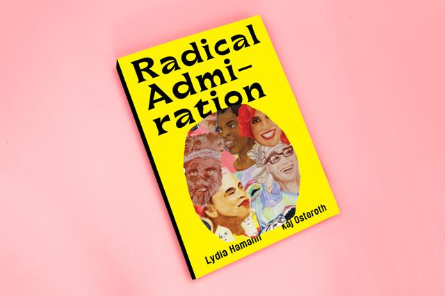 radical admiration - ein feministisches Bilderbuch