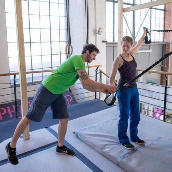 Effektives Kletter- und Bouldertraining mit unserem Trainings-Spezi Stephan