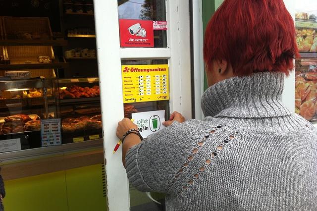 Coffee To Go Again | Gegen den Becherwahn!