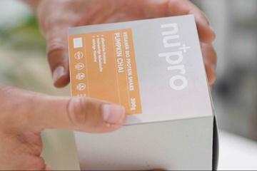 nupro - der Proteinshake für Dich und die Umwelt.