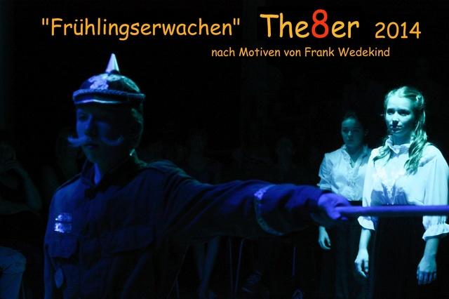 The8er 2016 - Unsere Bühne