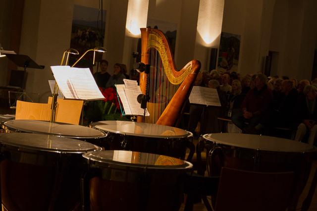 IN BETWEEN - Weihnachtskonzert Chor