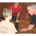 Onlinezugang, Autogrammkarten, ganztägiger Workshop (Geeignet für Kampfsportschulen) plus Logoeinblendung im Abspann