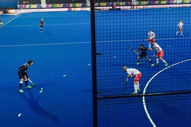 Ecke, Schuss - Gold! - Unsere Hockeyhelden rackern für Rio