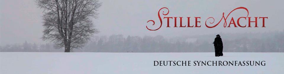 Deutsche Synchronisierung von Silent Night