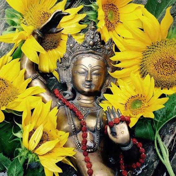 Yogini Tempeltag für Frauen