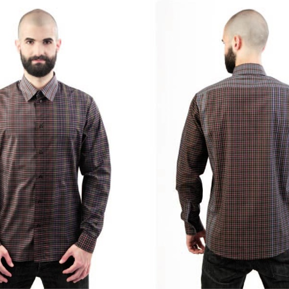 mens shirt | checked 1
