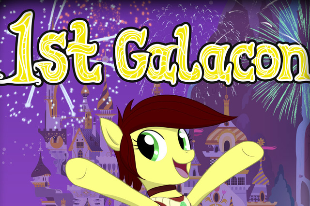 1st Gala Con - The Grand Galloping Gala for European Bronies