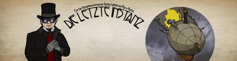 """Live-Hörspiel """"Letzte Instanz"""" in HH - Steampunk frei nach Jules Verne"""
