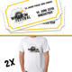 2x TICKETS & 2x SHIRTS