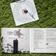 """Album """"Poet der Affen / Poet of the Apes"""" auf CD mit Unterschrift"""