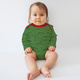 "Kipepeo Baby-Body longsleeves ""Crocodiles"""