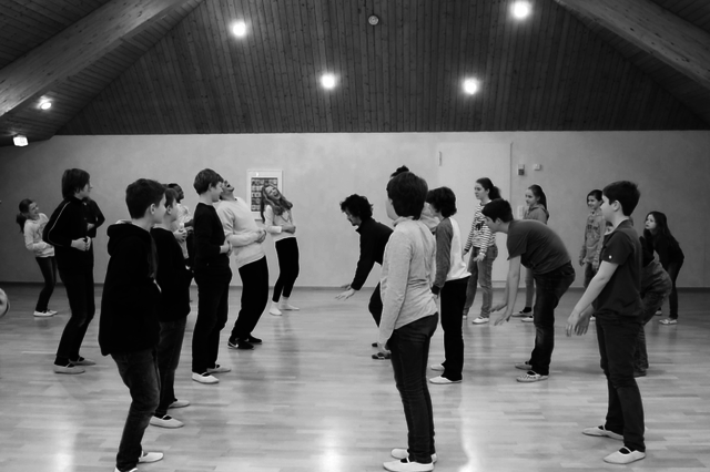 MOVING KIDS, Choreographie-Workshops für Kinder