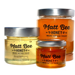 Bio-Bienenhonig aus dem Kreuttal und Umgebung