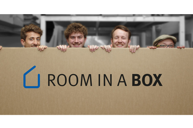 ROOM IN A BOX | Das Bett