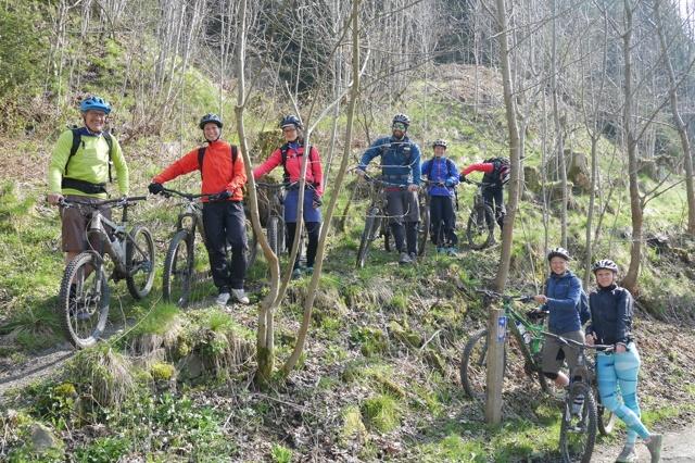Mountainbike Reset für INS BLAUE