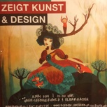 Hamburg zeigt Kunst Poster