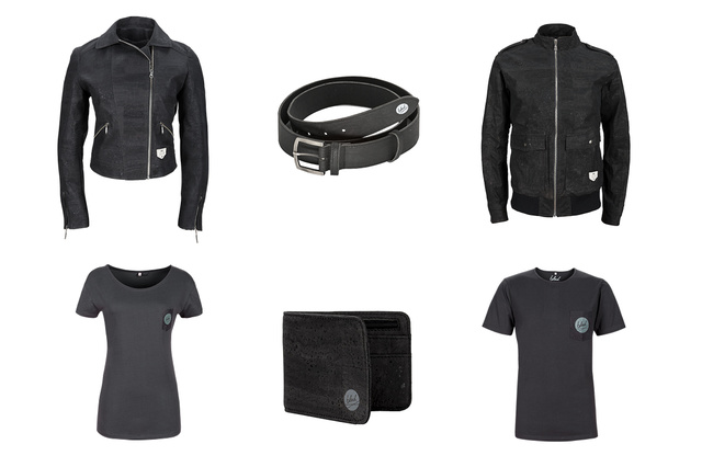 Montado Black Edition   eco vegane Streetwear aus Kork!
