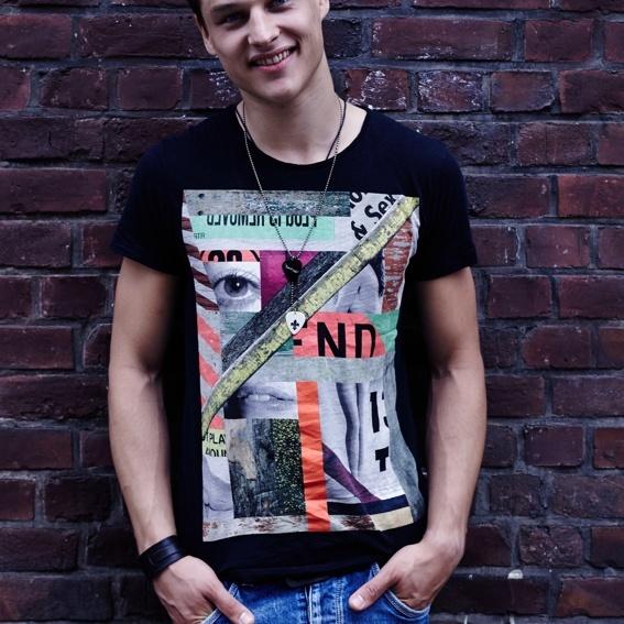 EP auf CD + T-Shirt + Plektrum