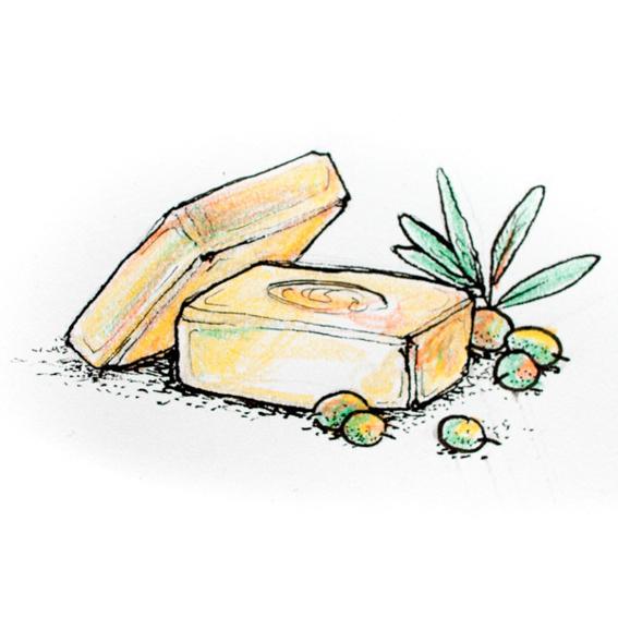 Olivenöl Seifenworkshop