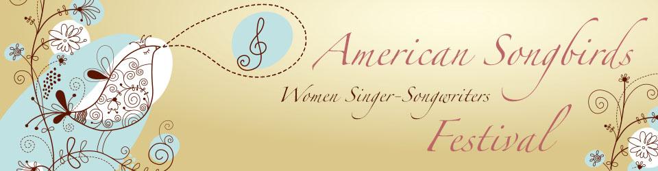 Eine Tournee von vier neuen Singer/Songwriterinnen aus Amerika
