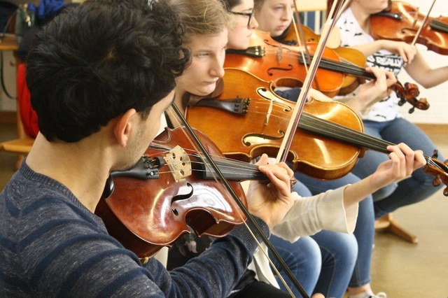 Internationale Junge Orchesterakademie 2018