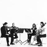 Privatkonzert des OJM-Quartetts