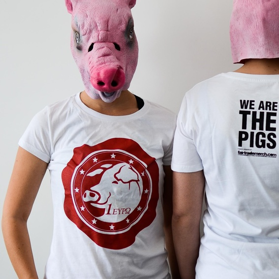 """We Are The Pigs"" Shirt"