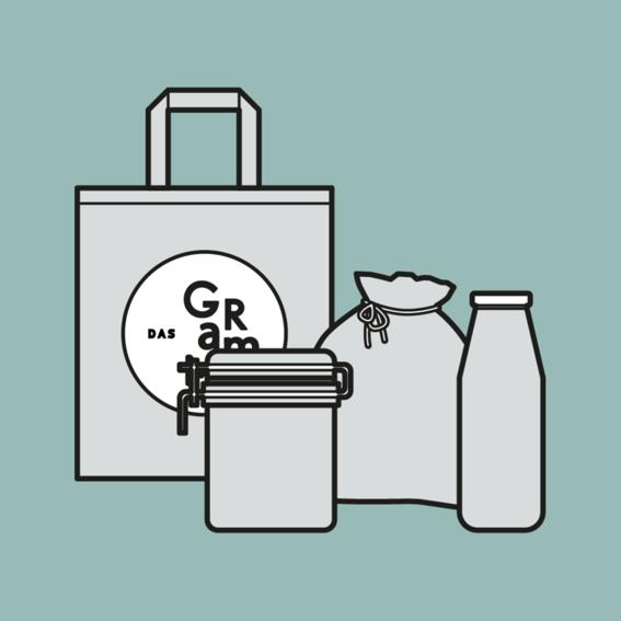 Das Gramm-Starterpaket