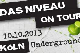 Das Niveau - Rockt! - KÖLN (Underground)