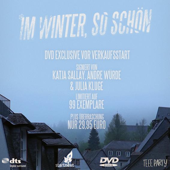 Signierte DVD (LIMITED / 99 Ex.)
