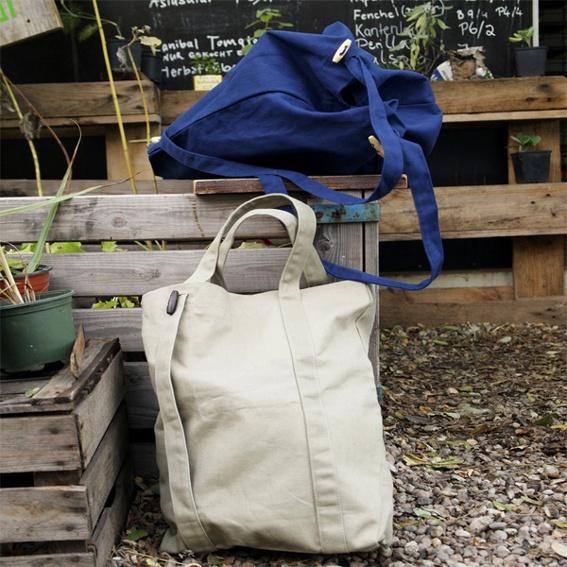 The Backpackback! With Prinzessinnengarten-Logo