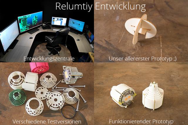 relumity - die erste nachhaltige LED Lampe