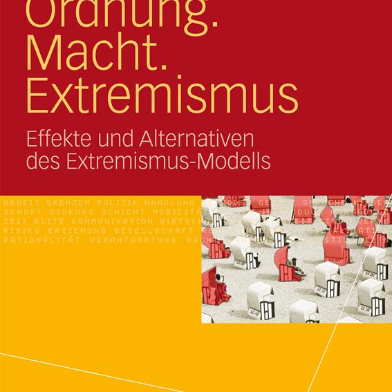 """FKR-Buch """"Ordnung. Macht. Extremismus"""""""