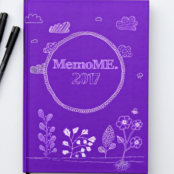 MemoME. Planer A5 classic