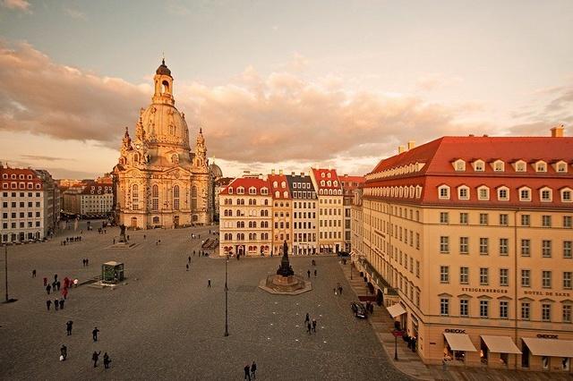 Ausstellung der Bilder des 3. Fotomarathon Dresden