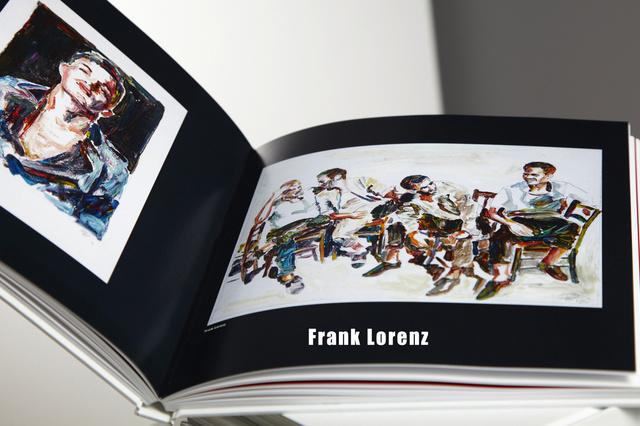 Bovistra 5 Jahre Galerie zusammengefasst in einem Buch