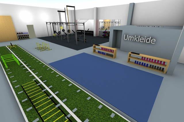 Athletic, Strength & Conditioning Center