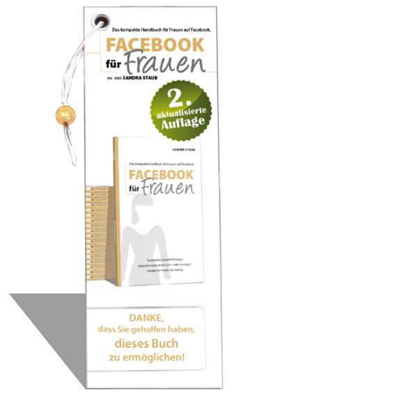 'Facebook für Frauen' Lesezeichen