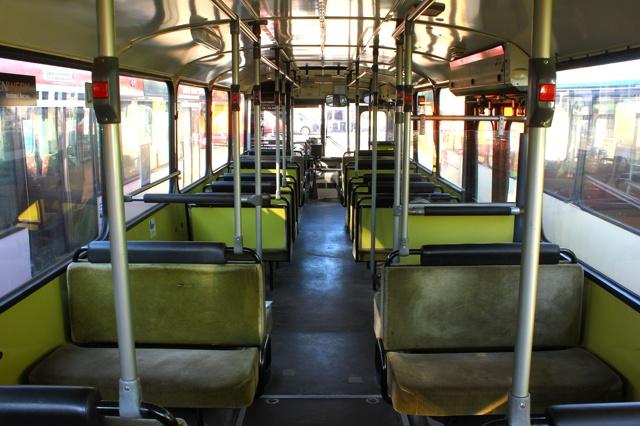 Vollgas in die 80er-Dieser Bus soll auf die Straße