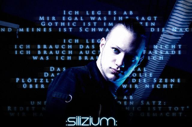 SILIZIUM - Ich Bin GOTHIC