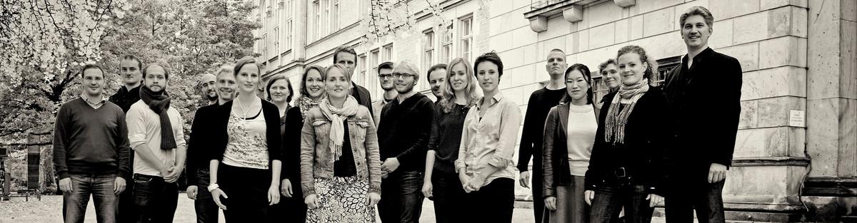 Vokalakademie Berlin | CD-Aufnahme Caldara