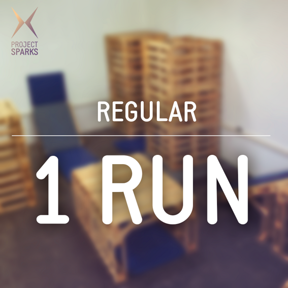 1 Run + Training - Regular