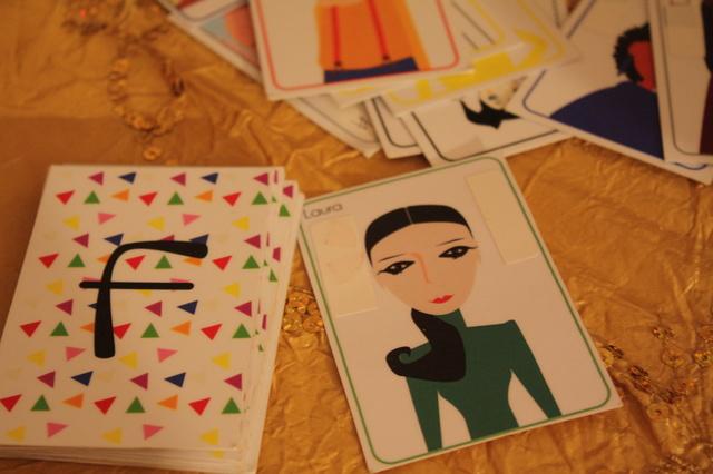 FAMILLAND - cardgame