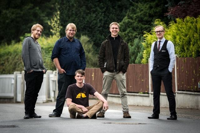 Tonartist CD Produktion - Eine Band aus Dresden debütiert