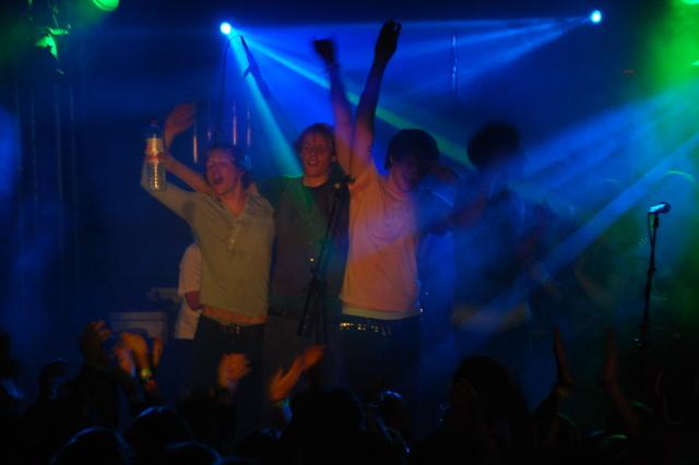 Rock am Platz 8 - Newcomer-Festival aus Berlin sucht Supporter