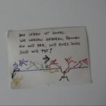 Ich schreibe Dir eine Postkarte!